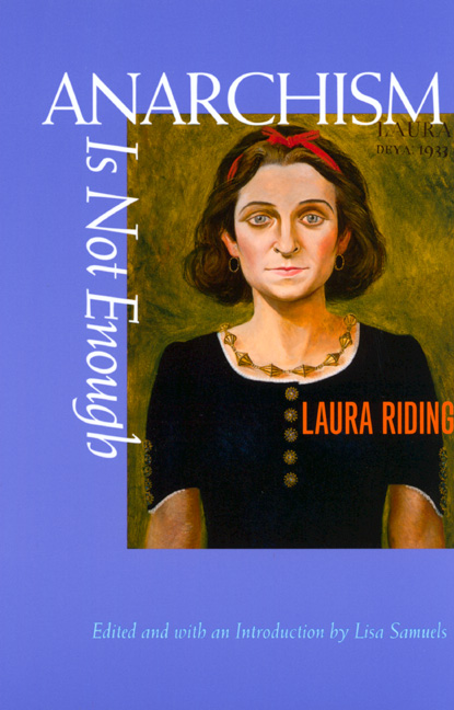 568 The Myth, by Laura Riding