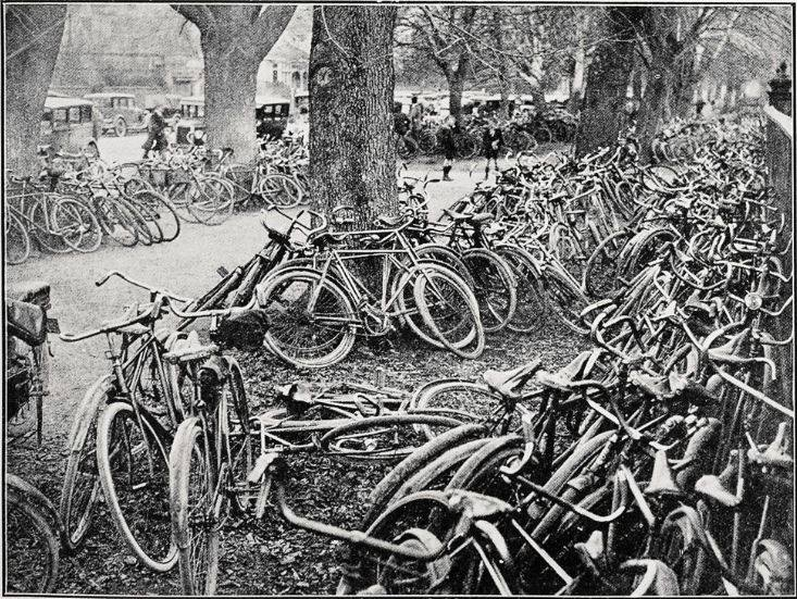 434 Bicycles & Civilization, by Michael William