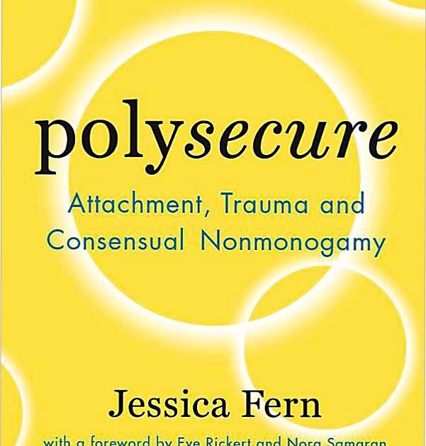 495 Polysecure (Intro.): Attachment, Trauma, & Consensual Nonmonogamy, by Jessica Fern