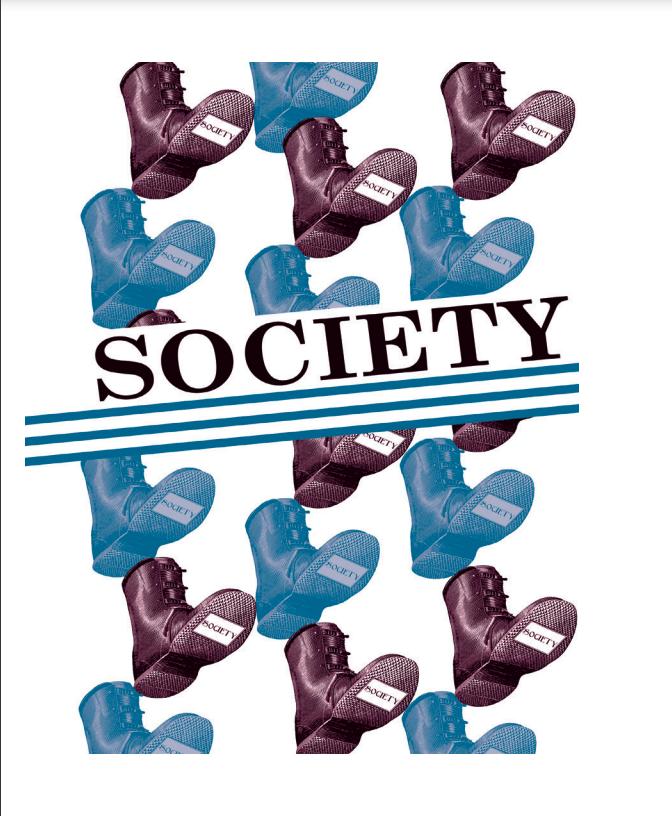 661 Society (Pistols Drawn Words Series)