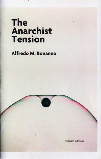 262 The Anarchist Tension 2, by Alfredo M. Bonanno
