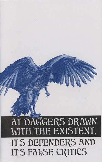307 At Daggers Drawn with the Existent, its Defenders and its False Critics