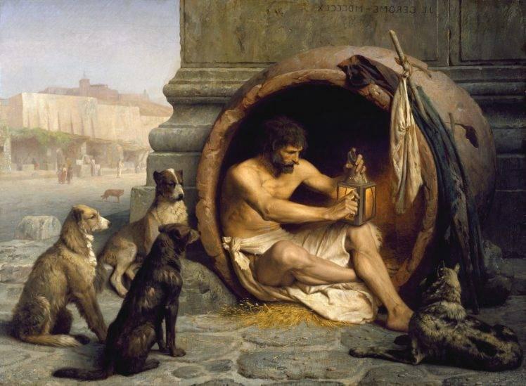 433 Anarchism & the Ancient Greek Cynics, by Robert Graham