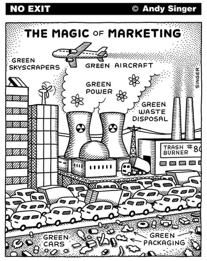 421 The False Promise of Green Technology